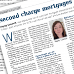 Second Charge Mortgages